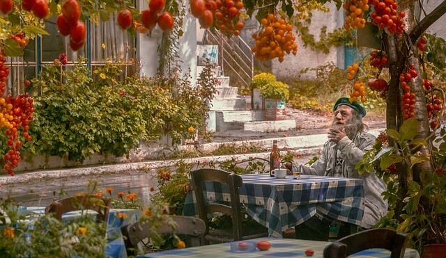 własny ogród warzywny